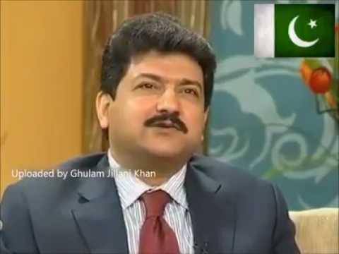 Hamid Mir confessed how he met Osama Bin Laden and Mullah Omar