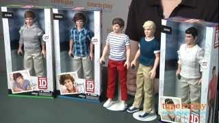 One Direction Dolls from Hasbro