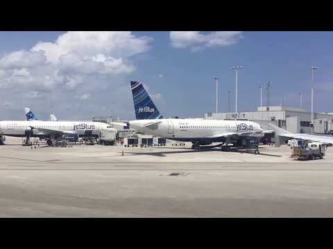 JetBlue A320 Trip Report | Fort Lauderdale To Cancun!