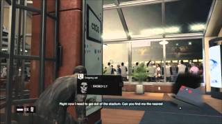 Watch Dogs Lets Play (PC) w/ commentary - part 2