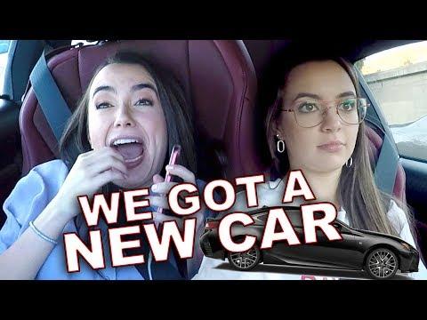 Car Rides - We Got a New Car - Merrell Twins
