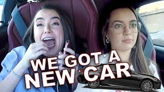 Car Rides - We Got a New Car - Merrell Twins