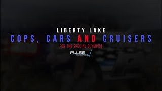 Liberty Lake Cops, Cars and Cruisers for the Special Olympics 2019