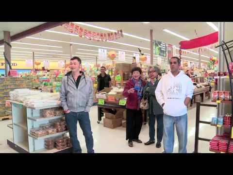 MC VIET THAO- CBL(227)- HIỆP THÁI FOOD STORE IN ARLINGTON- TEXAS - CHUYỆN BÊN LỀ- FEB 22, 2014