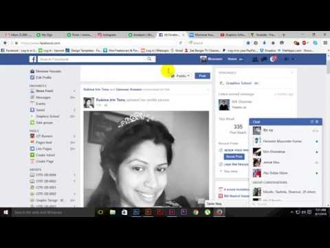 How To  Design Facebook Cover Photo