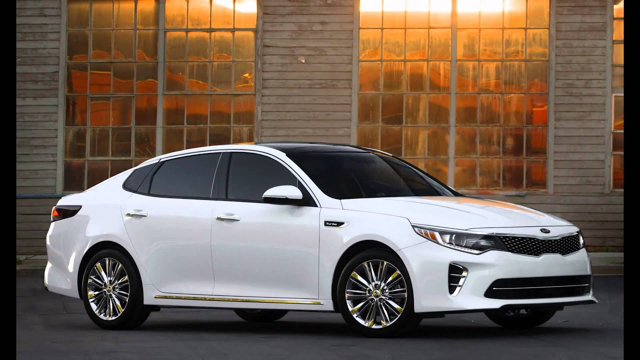 2016 kia optima new luxury car release date reviews youtube. Black Bedroom Furniture Sets. Home Design Ideas
