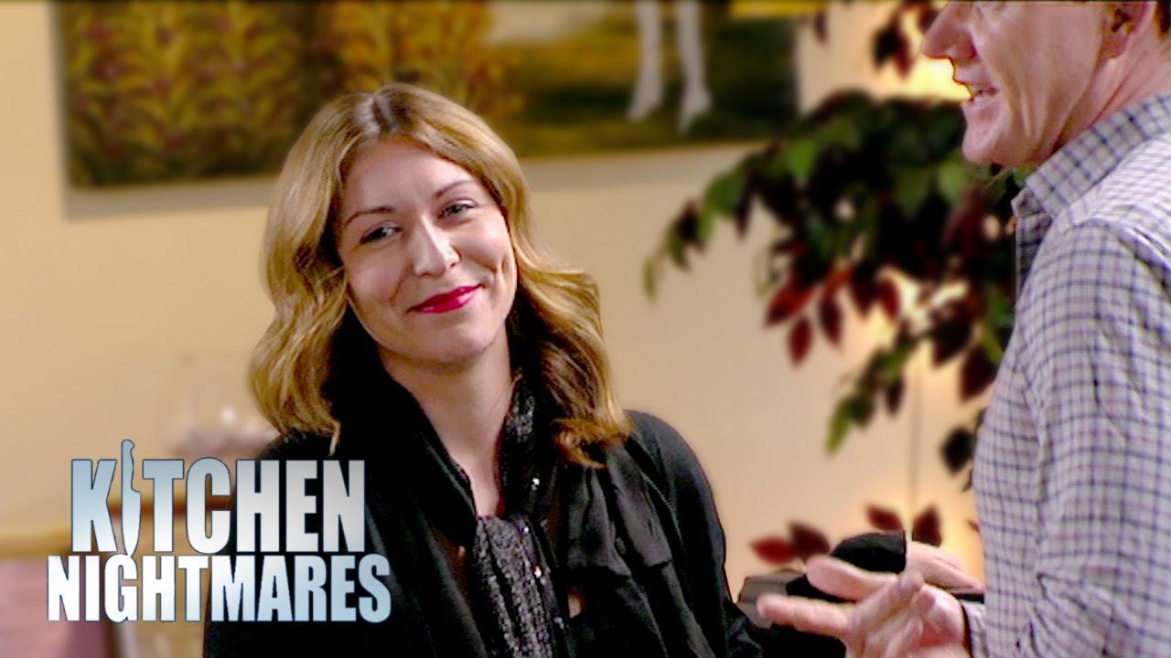 Tatiana Gets The Giggles Meeting Gordon