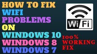 How to Fix WiFi Problems on Windows 10
