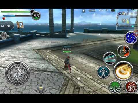 Avabel Gladiator Skills
