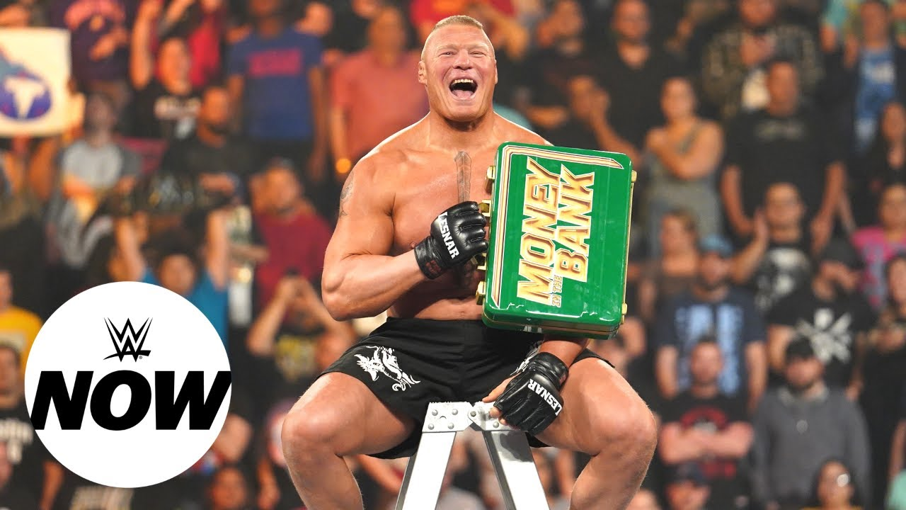 Download Full WWE Money in the Bank 2019 results