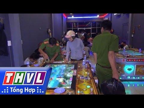THVL   Triệt xóa 2 tụ điểm đánh bạc bằng hình thức game bắn cá tại Kiên Giang