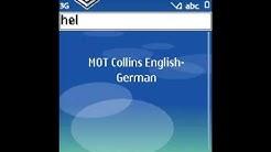MOT Mobile Dictionaries