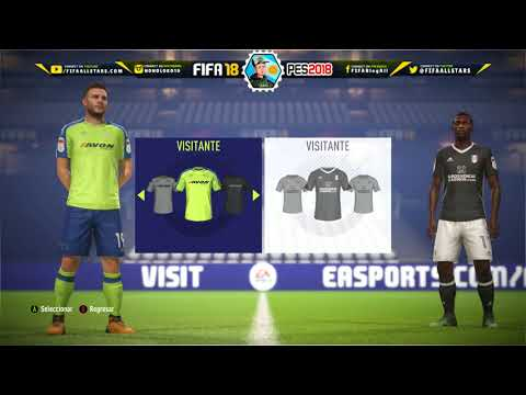 FIFA 18 EFL Championship Kits & Ratings