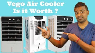 Vego Air Cooler - इस गर्मी सबसे अच्छा Air Cooler - No More Another One
