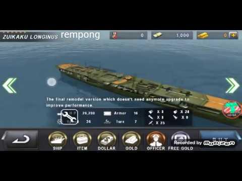warship battle joycity mod apk