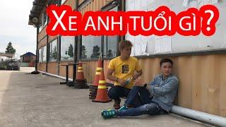 Gạ đua R15 Na vlogs và cái kết
