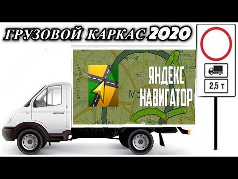 Яндекс Уничтожает Грузовой Каркас