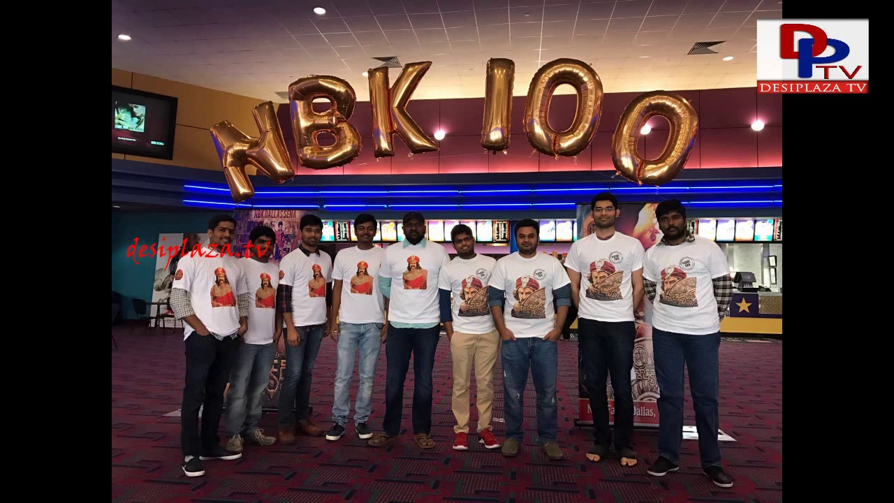 Balakrishna - Gautamiputra Satakarni Hungama starts in Dallas, Texas