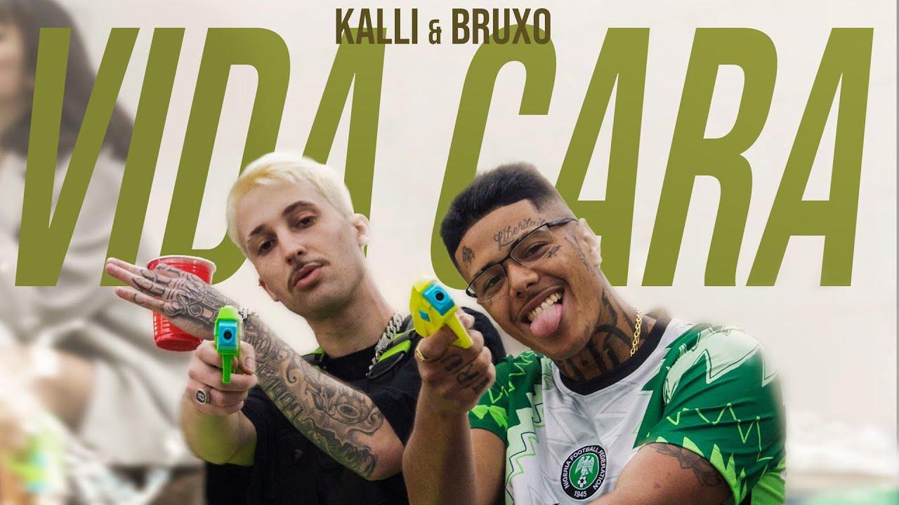 Download Kalli & Bruxo - VIDA CARA 💸 (Official Video)   (Prod. biggie diehl)