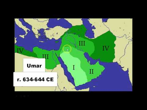 The Rashidun Caliphate: Era of the Rightly Guided Ones