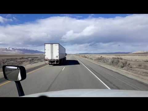 BigRigTravels LIVE! Snowville, Utah to Caldwell, Idaho Interstate 84 West-Feb. 14, 2018
