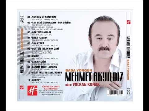 Mehmet Akyıldız- Tanıdın mı Gözlerim [Official Video]