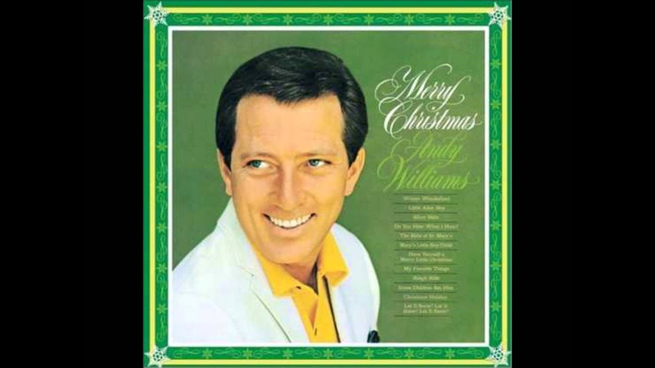 Have Yourself A Merry Little Christmas - Andy Williams - YouTube