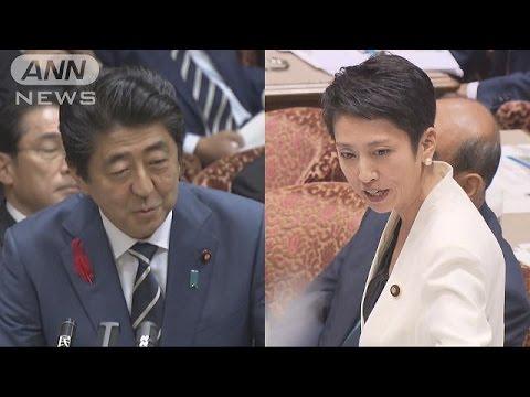 「解散は適切に判断」安倍総理 蓮舫代表と再び対決(16/10/05)