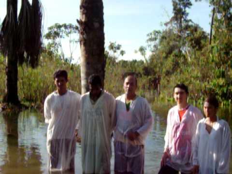 3 batismo em confresa na igreja obrasil para crist...