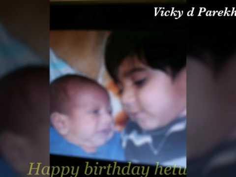 Birthday song for boy (hetu mere jaha Sara meri ankho ka tara)