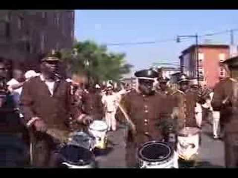 Panamanian Marching Band Brooklyn