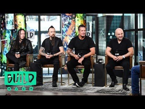 Disturbed Discusses Their Seventh Studio Album,