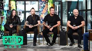 """Disturbed Discusses Their Seventh Studio Album, """"Evolution"""""""