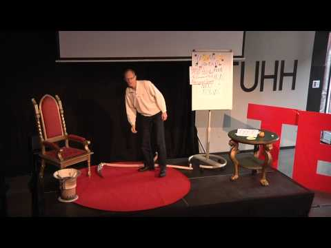 New towns: Ralf Otterpohl at TEDxTUHH