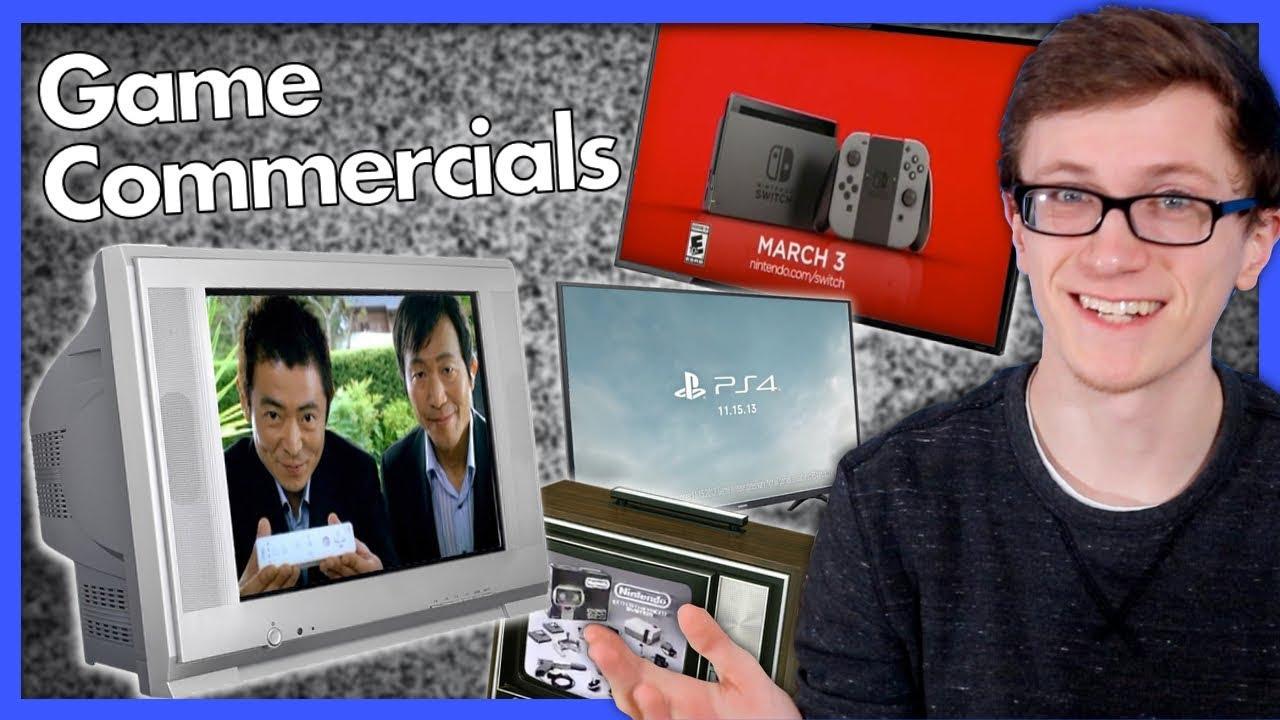 Anuncios de juegos - Scott The Woz + vídeo