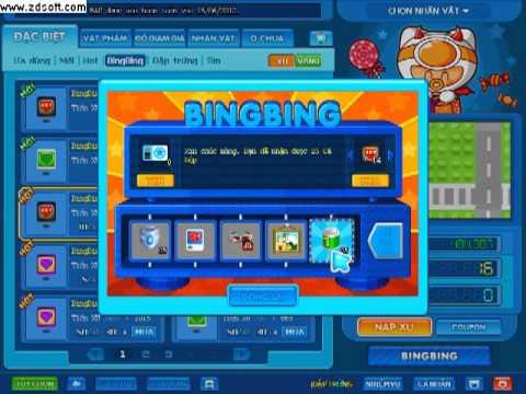 Ky niem Lat 60 Bing bing Set