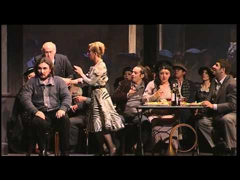 """""""La Bohème"""" by Puccini - Trailer (Opéra de Paris 2013-14)"""