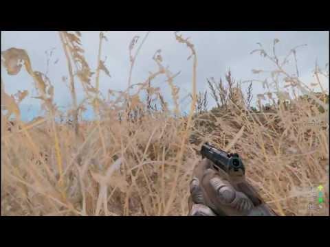 The Hunting Of Man!  Arma 3 Alpha