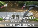 MARIVELES MARCH VIDEO by oliver causing