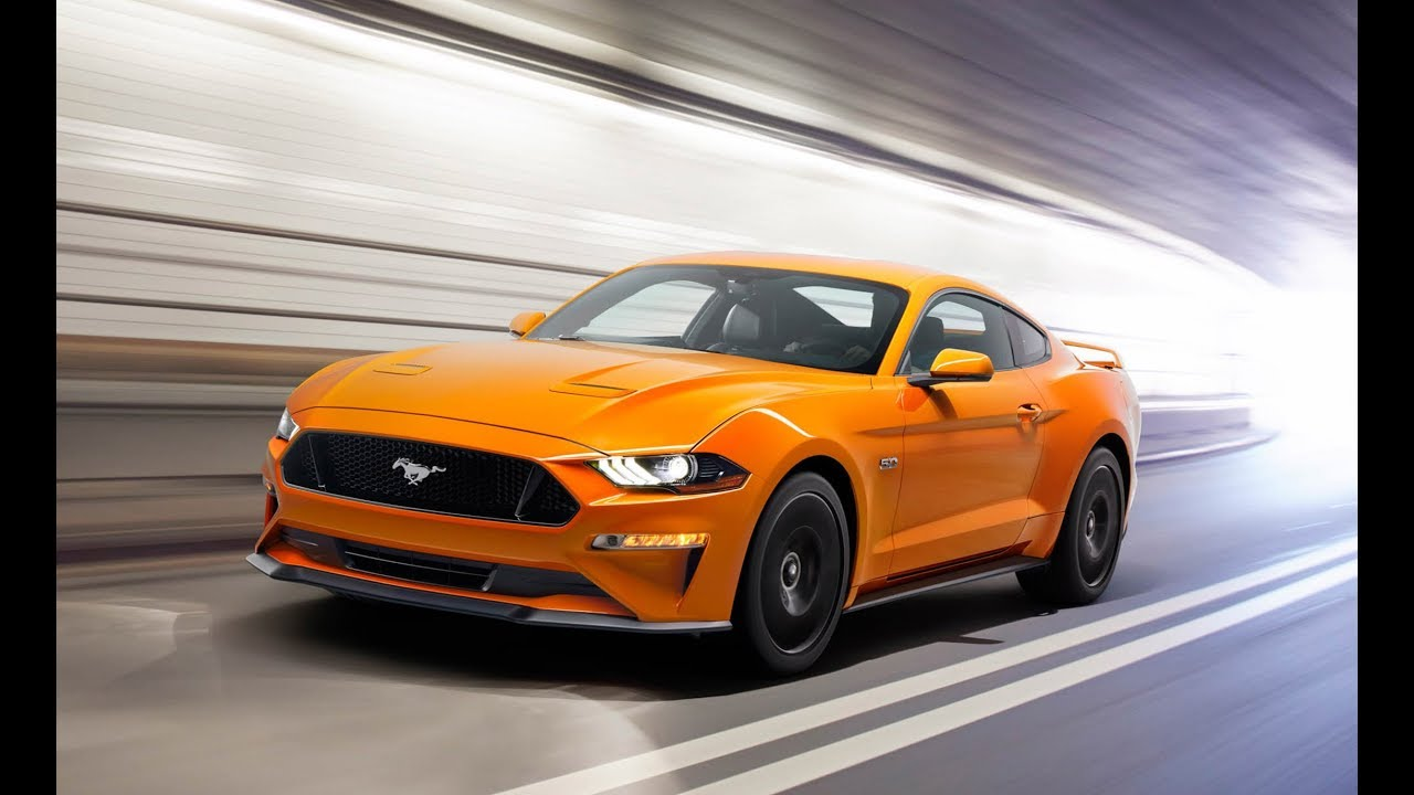 2018 Ford Mustang 5 0 Super Sport 1080p Full Hd