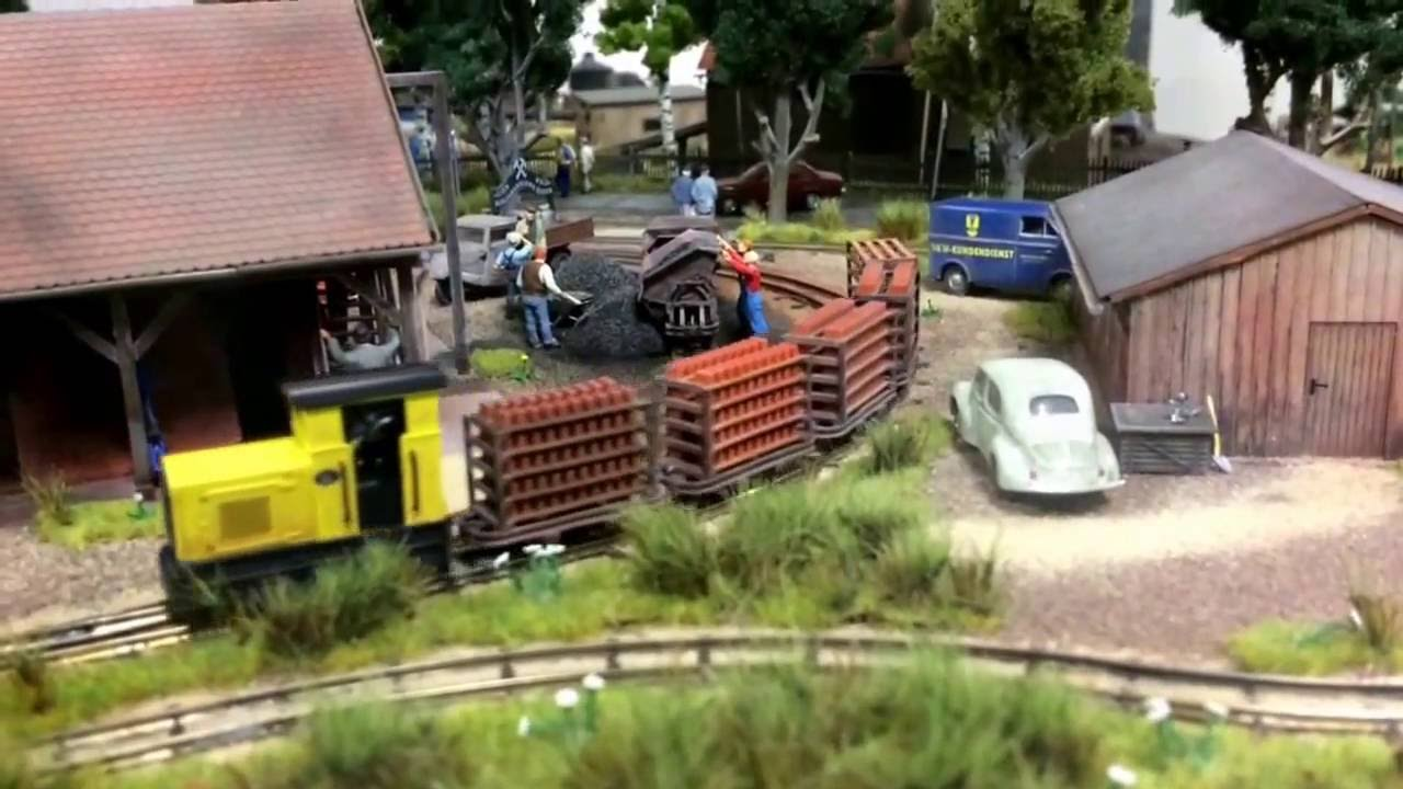 modelleisenbahn busch