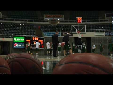 Attack U: An Inside Look at Ohio Basketball - Episode 4