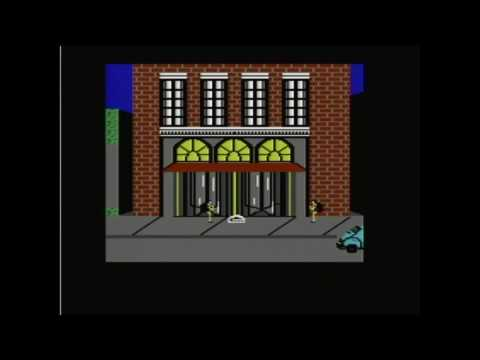 Commodore 64 Ghostbusters with commentary