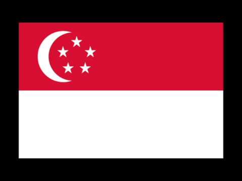 Ten Hours of the National Anthem of Singapore