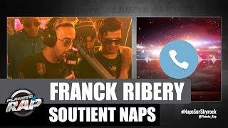 Franck Ribéry soutient Naps dans #PlanèteRap thumbnail