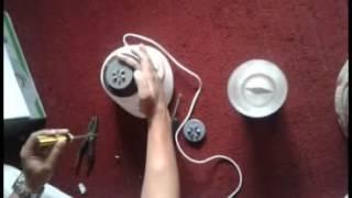 Repeat youtube video mixer repair at home