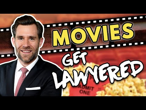 Real Lawyer Reacts to Movies (Liar Liar, My Cousin Vinny, Insider, Devil's Advocate) | LegalEagle