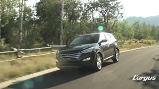 Essai du nouveau Hyundai Santa Fe