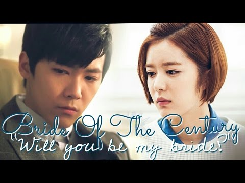 Will You Be My Bride? || Bride of the Century