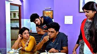 Thatteem Mutteem l Aadi goes crazy over food l Mazhavil Manorama